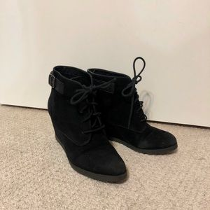 Madden Girl Wedged Boots
